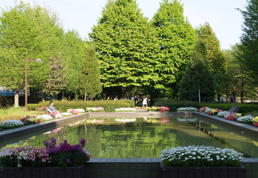 三鷹 仙川公園