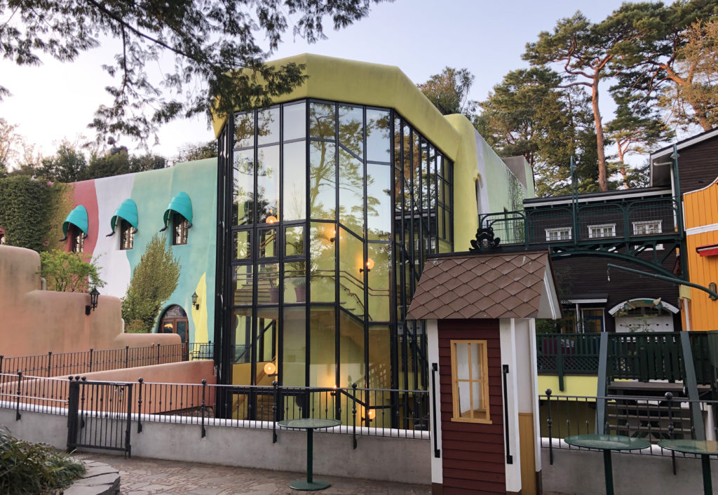 三鷹の森ジブリ美術館 mitaka ghibli