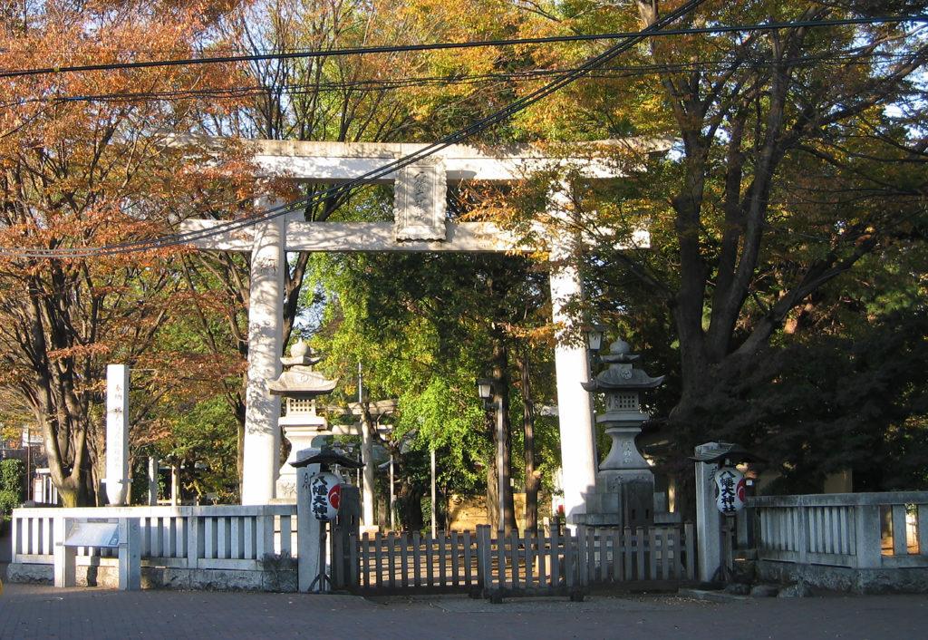 三鷹八幡大神社