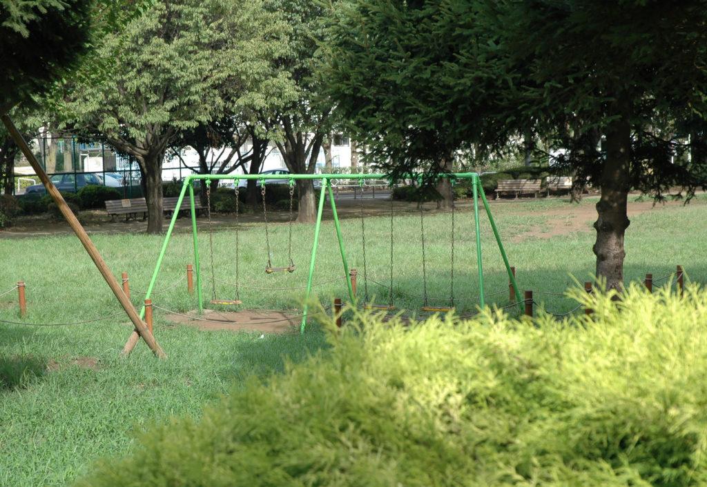 三鷹 連雀中央公園