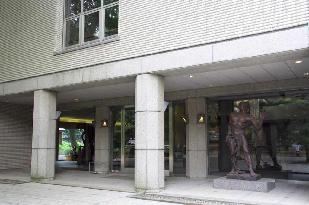 吉祥寺 井の頭自然文化園 彫刻館