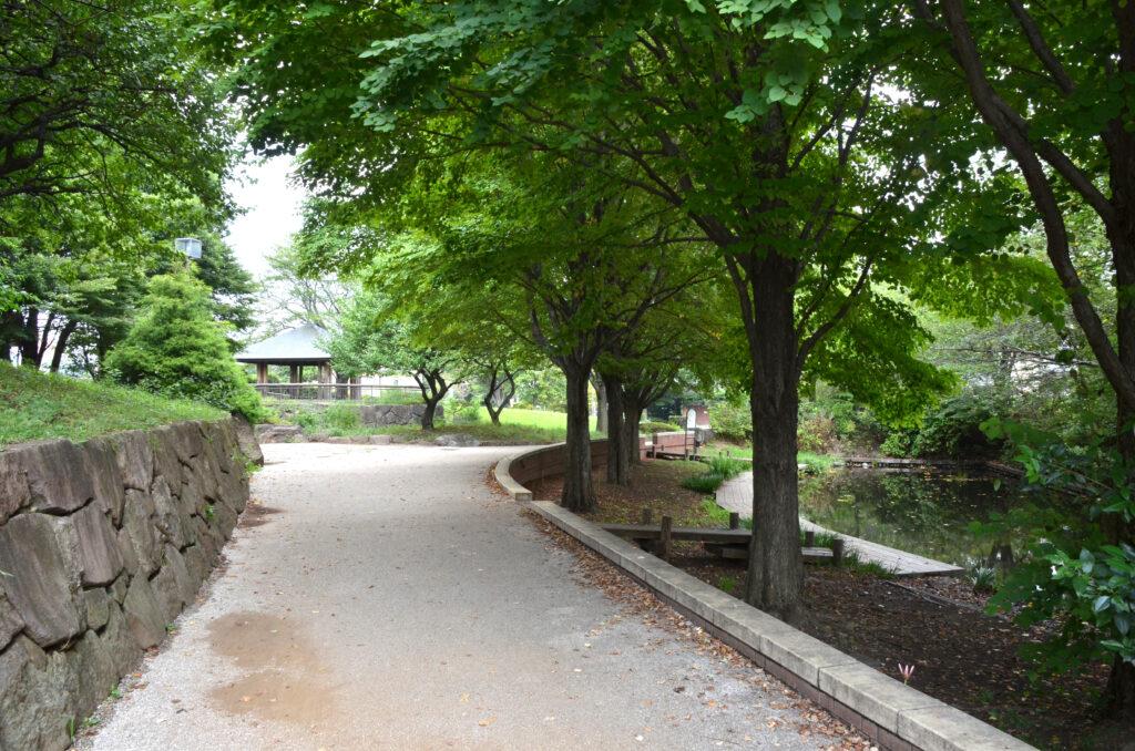 武蔵野市 関前公園