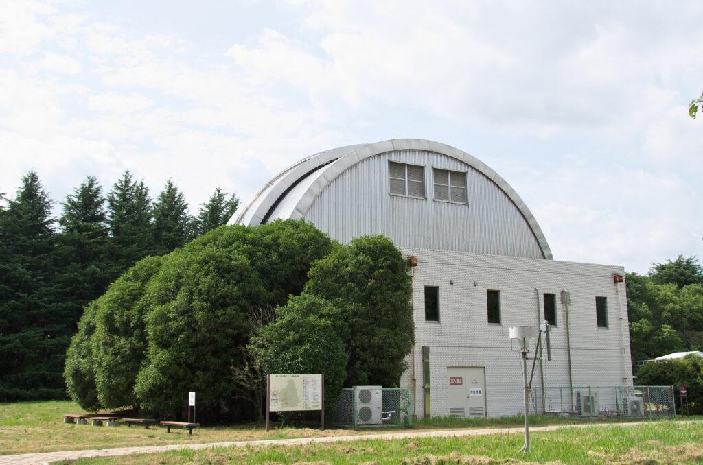 三鷹 国立天文台 自動光電子午環