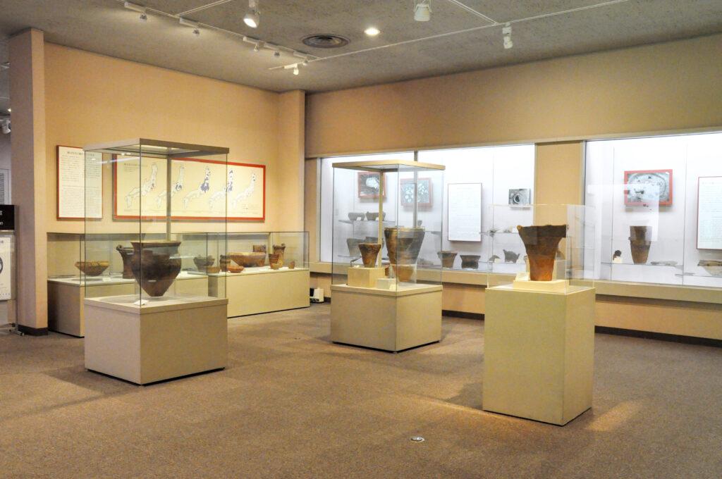 三鷹 ICU 湯浅八郎記念館 考古資料展示室