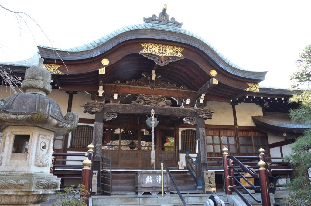 三鷹 井口院