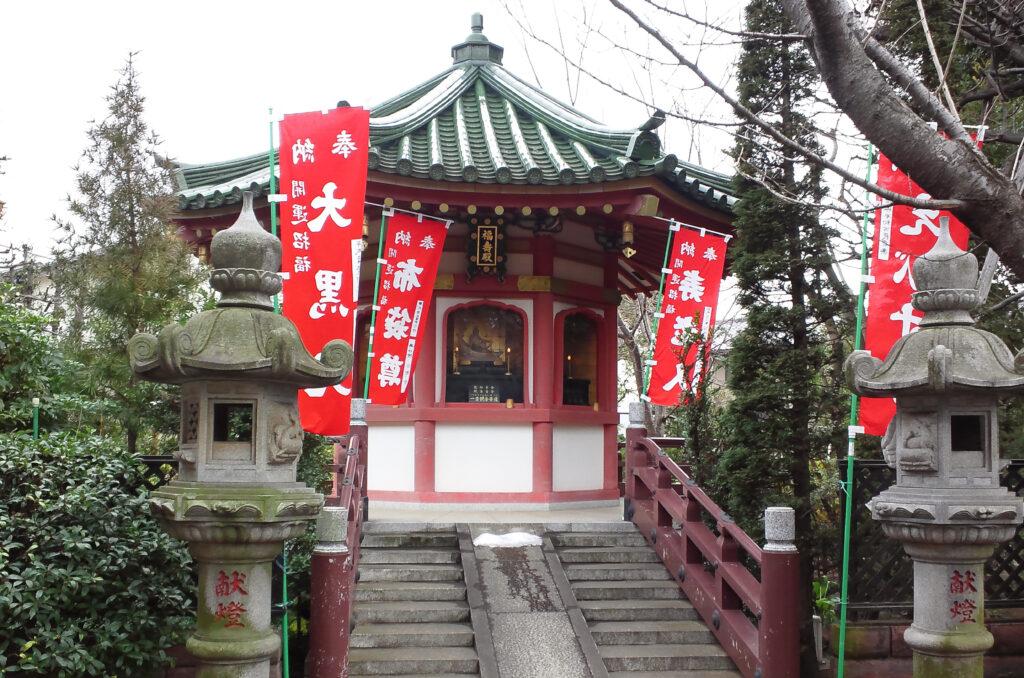 三鷹 井口院 福寿殿